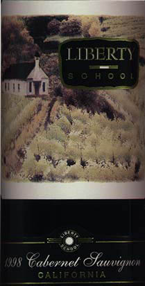 Liberty School Cabernet 1999