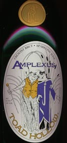 "Toad Hollow ""Amplexus"" Cremant de Limoges"
